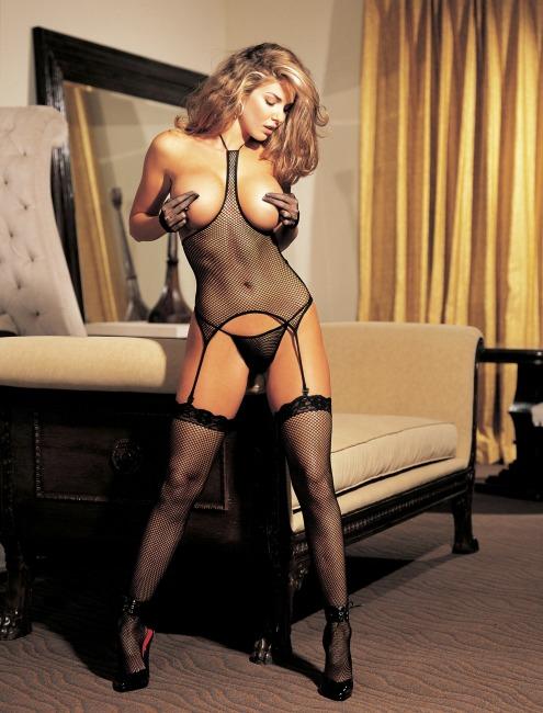 фото сексапильная с большим бюстом