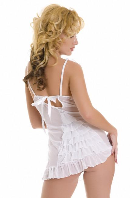 Трусы под прозрачным платьем фото